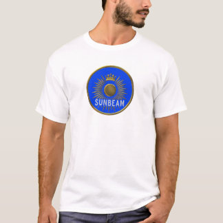 Sunbeam Car Classic Vintage Hiking Duck T-Shirt