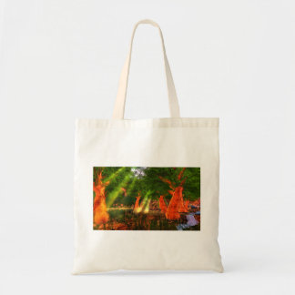 Sunbeams of Harmony Budget Tote Bag