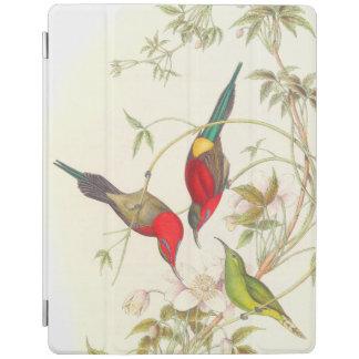 Sunbird Birds Wildlife Animals Botanical iPad Cover