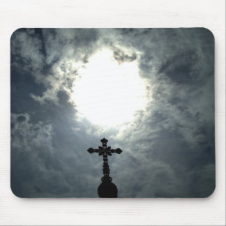 Sunbreak cross mousepad