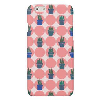 Sunburns and Succulents - iPhone Case - 6/6s