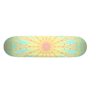 Sunburst 20 Cm Skateboard Deck