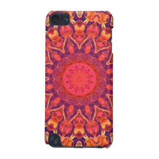 Sunburst, Abstract Mandala Star Circle Dance iPod Touch (5th Generation) Cover
