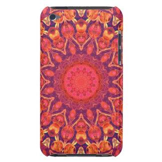 Sunburst, Abstract Star Circle Dance iPod Case-Mate Case