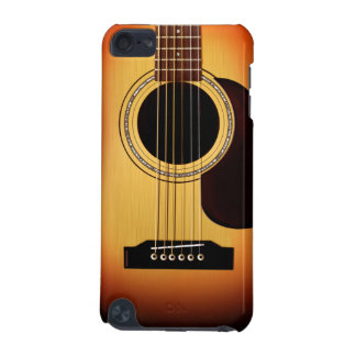 Sunburst Acoustic Guitar iPod Touch 5G Case