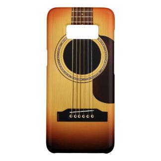 Sunburst Acoustic Guitar Case-Mate Samsung Galaxy S8 Case