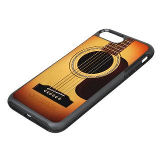Sunburst Acoustic Guitar OtterBox Symmetry iPhone 8 Plus/7 Plus Case