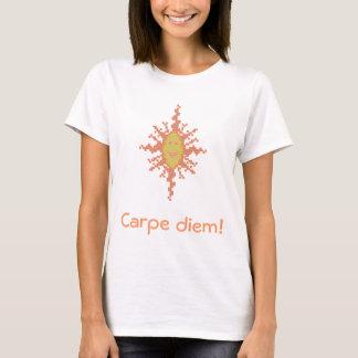 Sunburst, Carpe diem! T-Shirt