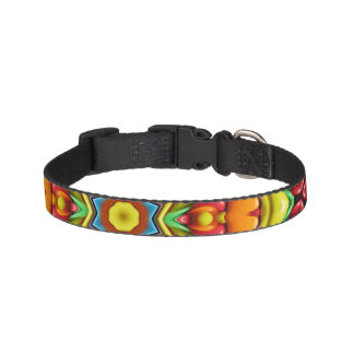 Sunburst Colorful Dog Collars