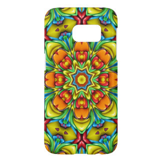 Sunburst Colorful Samsung Galaxy S7 Cases