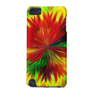 Sunburst Dahlia iPod Touch (5th Generation) Case