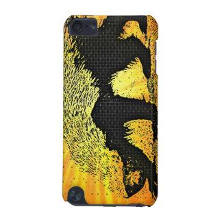 Sunburst Honey Badger iPod Touch 5G Case