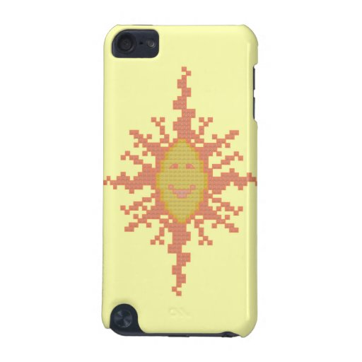Sunburst iPod Case iPod Touch (5th Generation) Cover