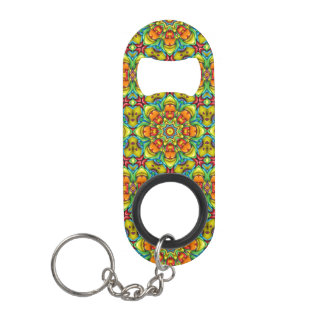 Sunburst  Kaleidoscope   Bottle Openers, 3 styles