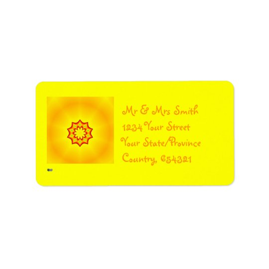 Sunburst Labels