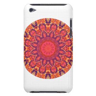 Sunburst Mandala - Abstract Circle Dance iPod Case-Mate Case