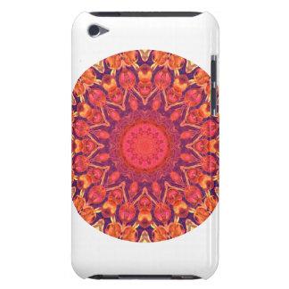 Sunburst Mandala - Abstract Circle Dance iPod Case-Mate Cases