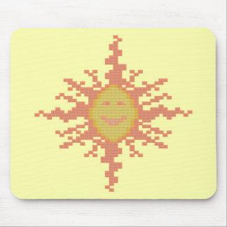 Sunburst Mousepad