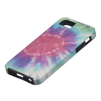 Sunburst Tie Dye cool I iPhone 5 Cover