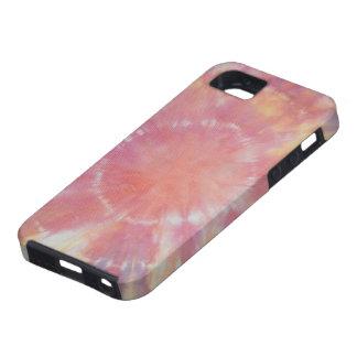 Sunburst Tie Dye warm I iPhone 5 Cover