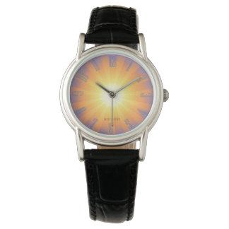 Sunburst Wrist Watches