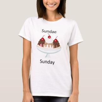 sundae sunday T-Shirt