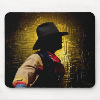Sundance Kid Mouse Pad