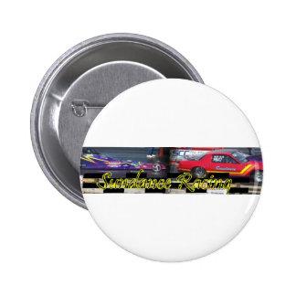 Sundance Racing Pinback Buttons