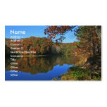 Sunday Afternoon Double-Sided Standard Business Cards (Pack Of 100)