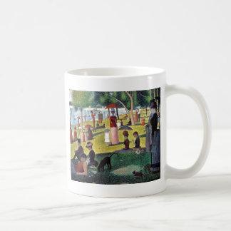 Sunday Afternoon La Grande Jatte - Georges Seuratt Coffee Mug