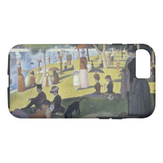 Sunday Afternoon on the Island of La Grande Jatte iPhone 7 Case