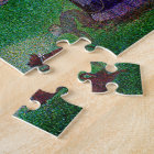 Sunday Afternoon On The Island Of La Grande Jatte Jigsaw Puzzle