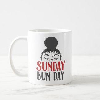 Sunday Bun Day Lazy Mom Mug