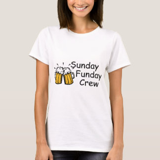 Sunday Funday Crew (Beer) T-Shirt