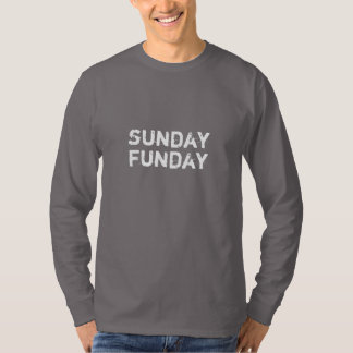 Sunday Funday Crew Long sleeve T-Shirt
