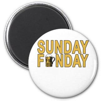 Sunday Funday ... Magnet