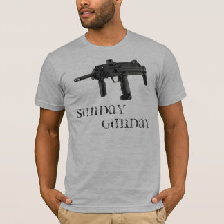 Sunday Gunday T-Shirt