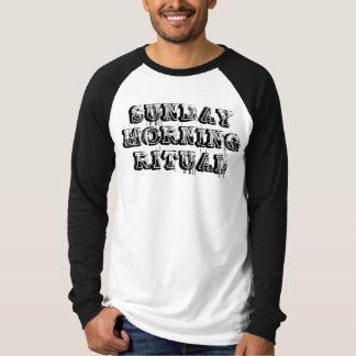 SUNDAY MORNING RITUAL T-Shirt