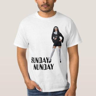 SUNDAY NUNDAY SHIRT