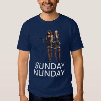Sunday Nunday Tshirt