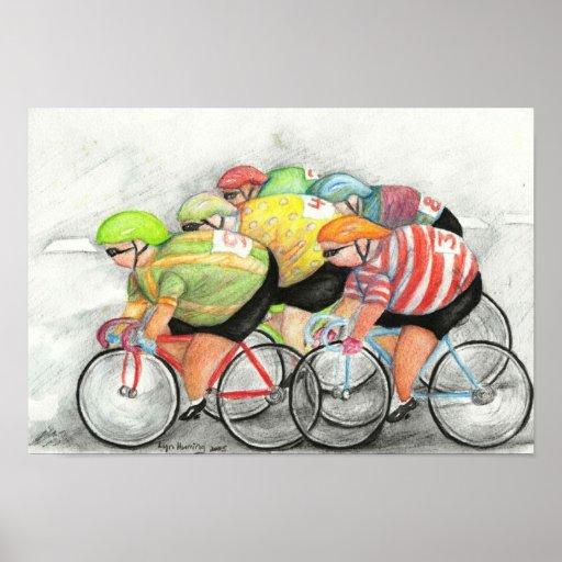 Sunday Ride Print