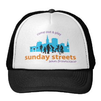 Sunday Streets Logo Hat
