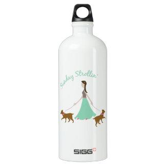 Sunday Strollin SIGG Traveller 1.0L Water Bottle