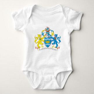 Sunderland Coat of Arms Baby Bodysuit