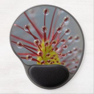 Sundew Carnivorous Plant Mousepad Gel Mouse Pad