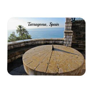Sundial, Tarragona, Spain Magnet
