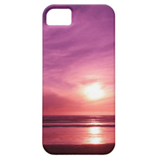 Sundown at the Beach Case For The iPhone 5