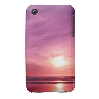 Sundown at the Beach iPhone 3 Covers