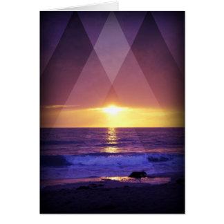 Sundown Card