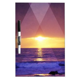 Sundown Dry Erase Board